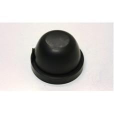 Задняя крышка на фару резиновая 100 мм