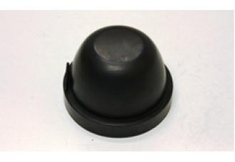 Задняя крышка на фару резиновая 83 мм