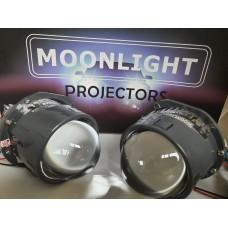 Светодиодные линзы Moonlight EVO Bi-LED 2.5