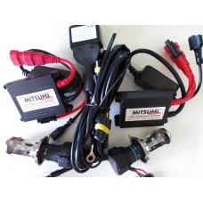 Комплект Биксенона MITSUMI Slim H4 12V 35 W