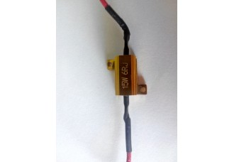 Нагрузочный резистор 15 Вт 6 Ом