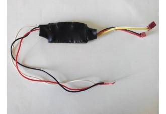 Драйвер для LED ангельских глазок с поворотом