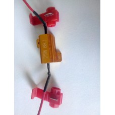 Нагрузочный резистор 25 Вт 6 Ом