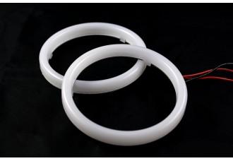 Ангельские Глазки LED 80 мм. для G5 масок матовые