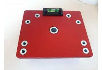 кондуктор для установки линз в отражатель