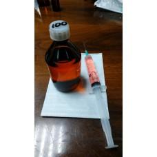 Жидкость для разборки фар на полиуретановом герметике -100мл.