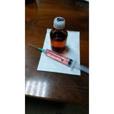 Жидкость для разборки фар на полиуретановом герметике -50мл.