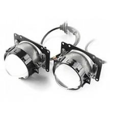 """Светодиодные би-линзы Bi- LED линзы AMS i2 2,8"""""""