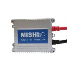Блок розжига MISHI SLIM 9-16В 35 Silver КЕТ
