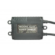 БЛОК РОЗЖИГА  MOONLIGHT SUPER CANBUS SLIM 35W