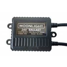 БЛОК РОЗЖИГА  MOONLIGHT SUPER CANBUS SLIM 24v 35W