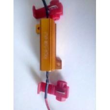 Нагрузочный резистор 50 Вт 6 Ом