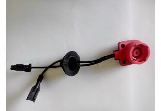 D2-Ket slim переходник с влагозащитной резинкой.