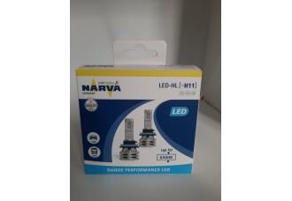Светодиодные лампы LED Narva H11