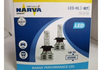 Светодиодные лампы LED Narva H7