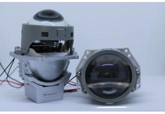 """Светодиодные линзы Bi-LED Lens Double Vision NEW 3.0"""""""