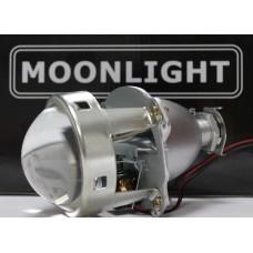 Би-ксеноновые линзы Moonlight H1 3.0'