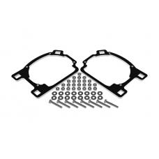 ПЕРЕХОДНЫЕ РАМКИ ДЛЯ HYUNDAI IX35 (2009 - 2013) ПОД МОДУЛЬ HELLA 3R/HELLA 3 (КОМПЛЕКТ, 2ШТ)