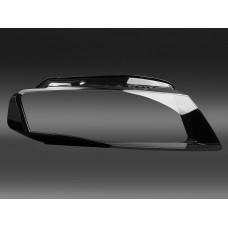 Стекло фары Audi A4 (B8) 2007-2011 / Allroad A4 2009-2011 правое Дорестайлинг