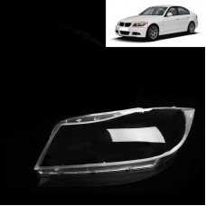 Стекло фары BMW 3 E90 E91 (2004-2013) левое