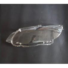 Стёкла фар BMW X5 E53 рестайлинг (2003-2006) левое