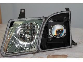 Установка Bi Led линз LEXUS LX 470