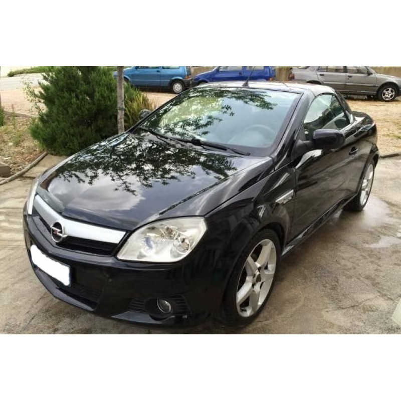 "Установка биксеноновых линз MOONLIGHT EVO 2.5"" на Opel Tigra"