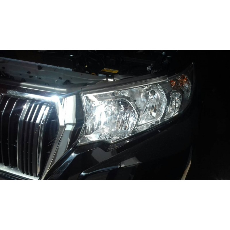 Установка Bi-Led Professional на TOYOTA PRADO 150